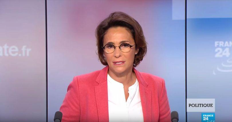 Roselyne Febvre - France 24 - 1