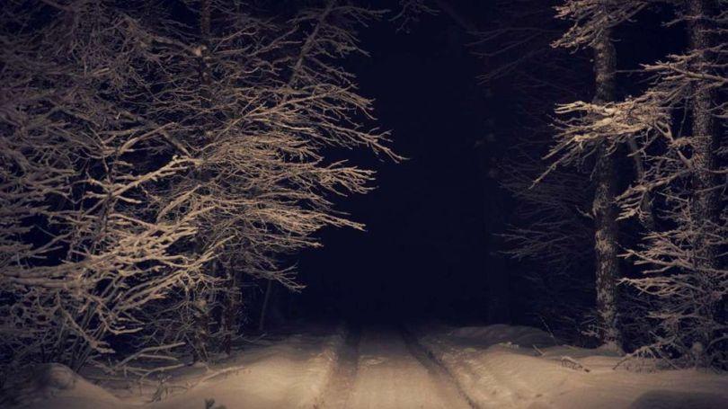 Route sinistre - 1