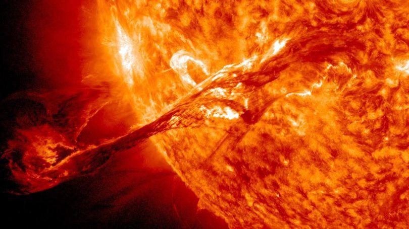 Soleil - Eruption - 1