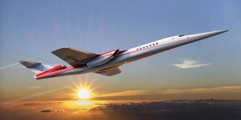 Aerion AS2 - 2