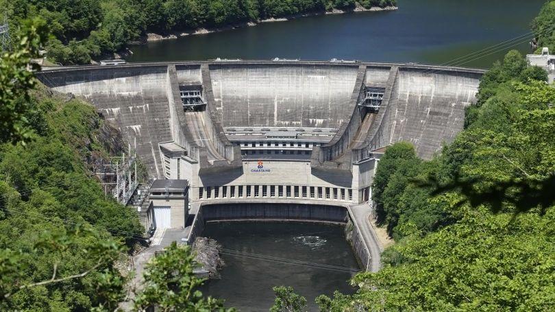 Barrages hydroélectriques - 2