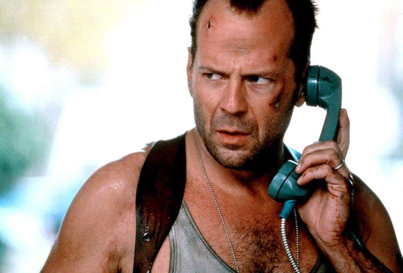 Bruce Willis - Téléphone