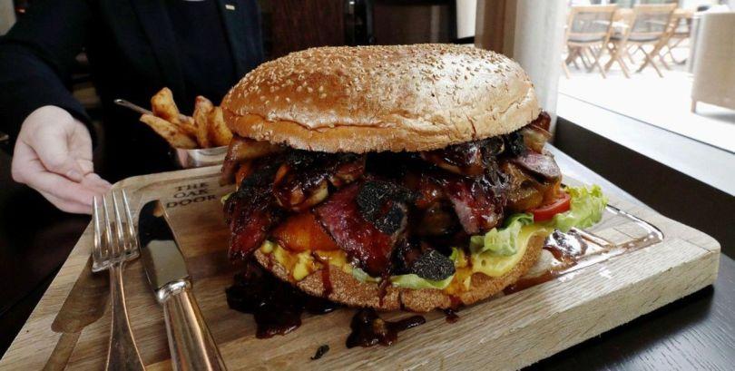 Burger - 3
