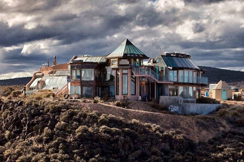 Earthships - Géonef - A