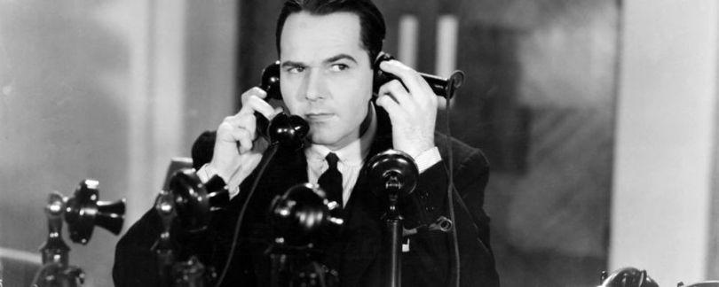 Homme - Téléphone