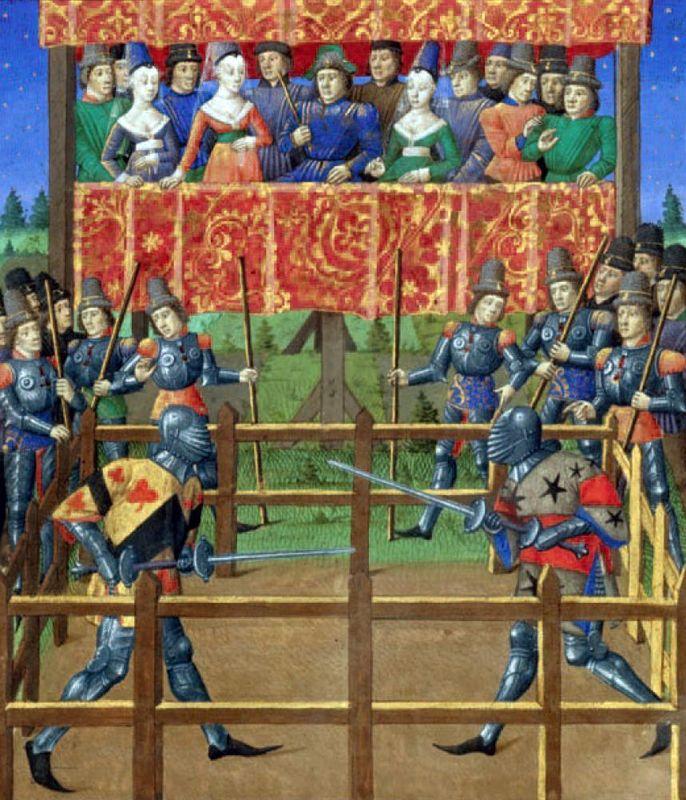 Moyen Âge - 2