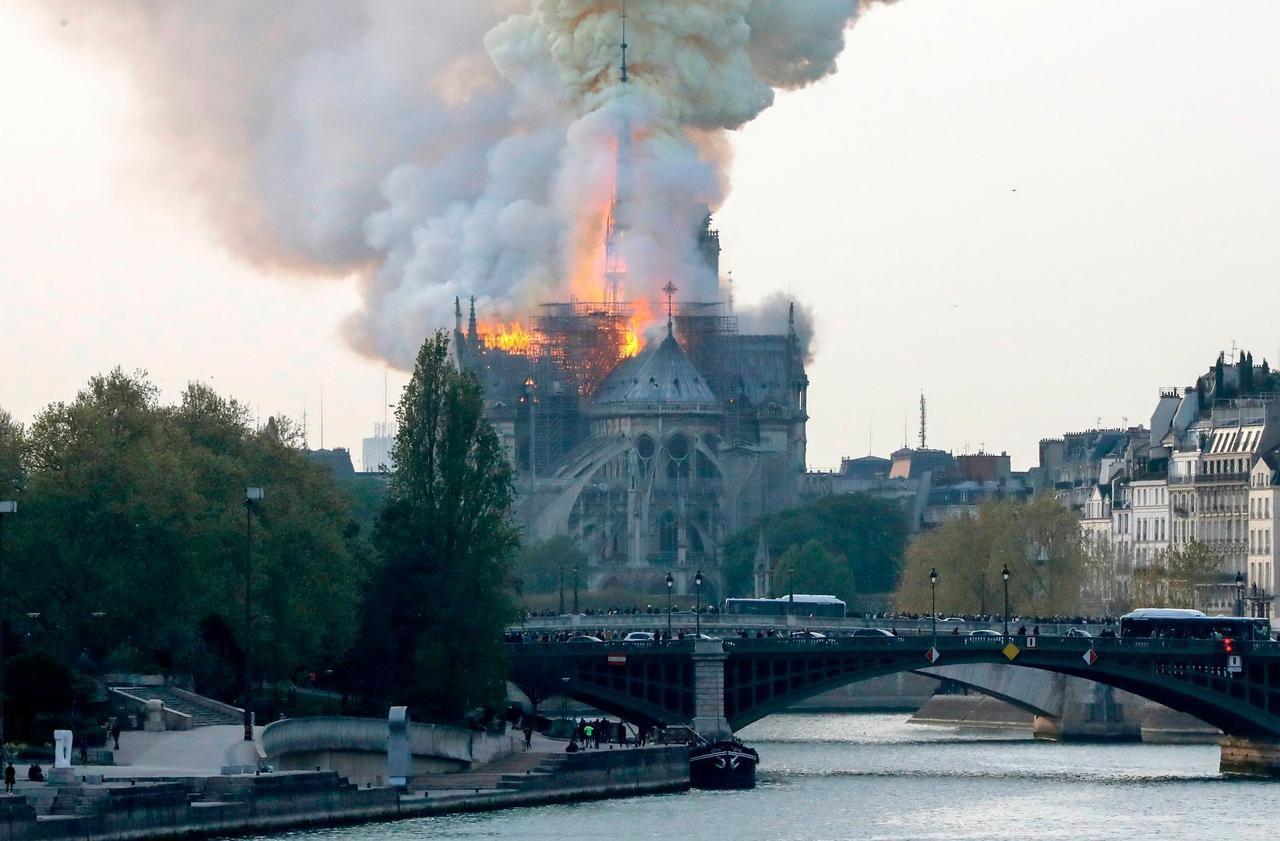 Notre Dame de Paris - 1