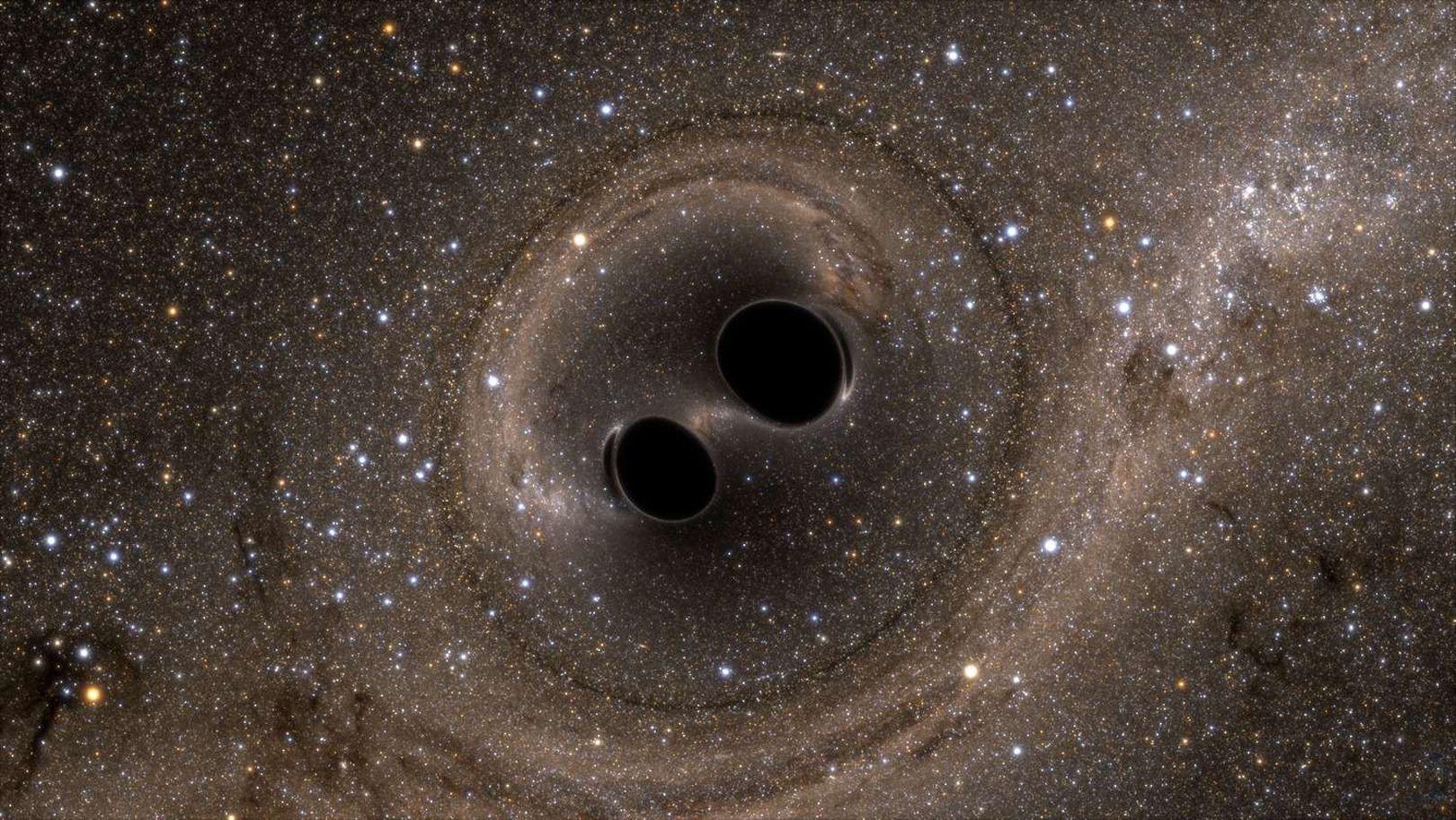 Onde gravitationnelle - 2