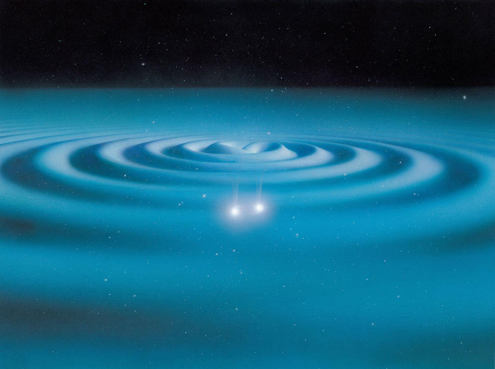 Onde gravitationnelle - 3