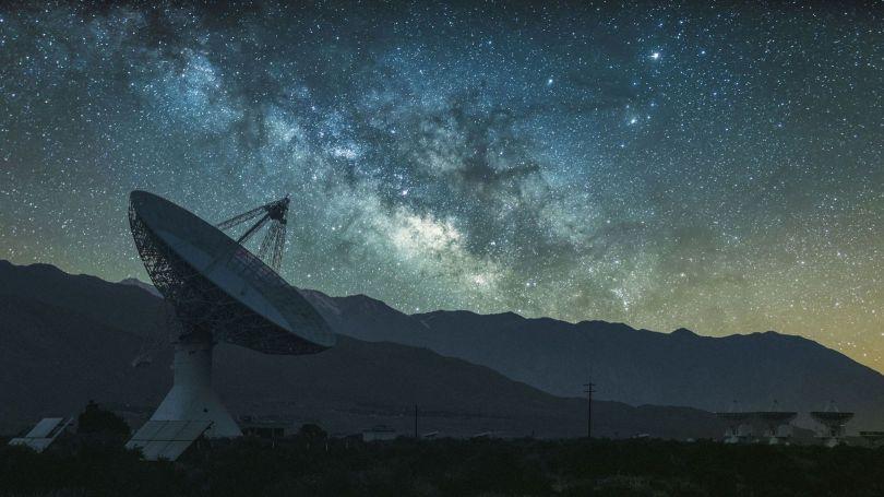 Radiotelescope - 2