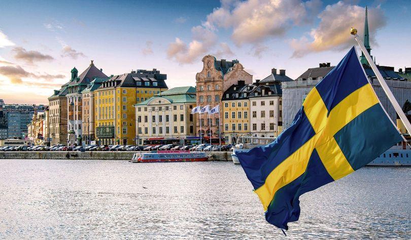 Suède - Drapeau