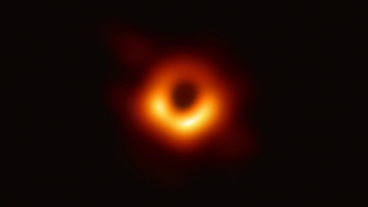 Trou noir - M87 - 2