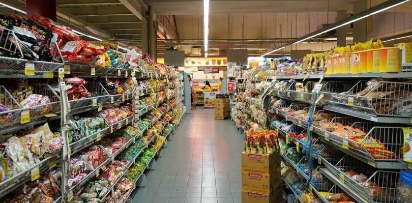 Alimentation - Supermarché