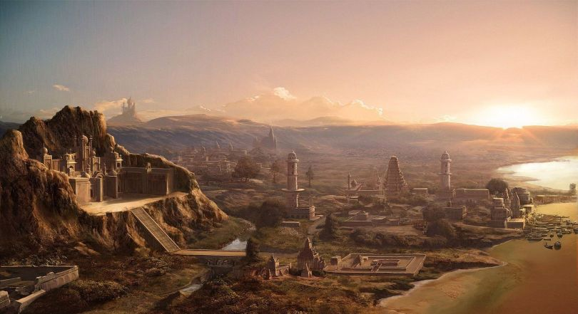 Ancienne civilisation - 2