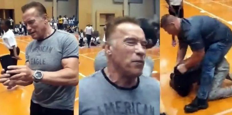 Arnold Schwarzenegger - 2