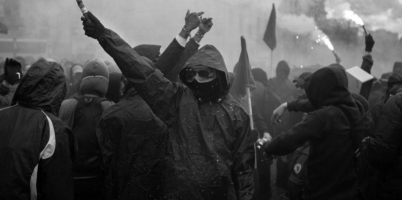 Black bloc - A