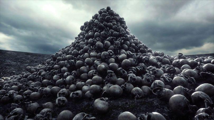 Crânes - Squelette