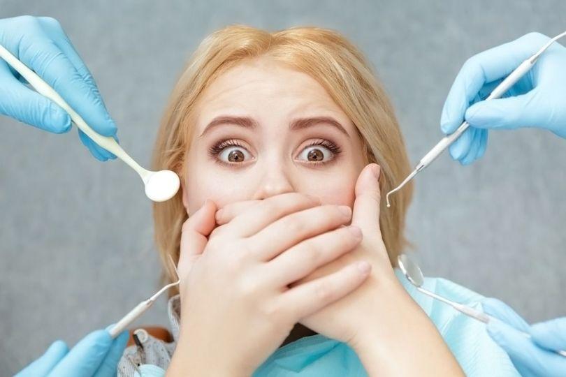 Dentiste - Femme
