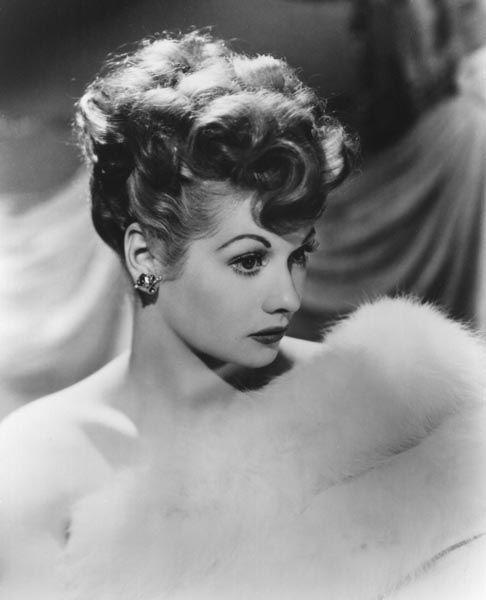 Lucille Ball - 1
