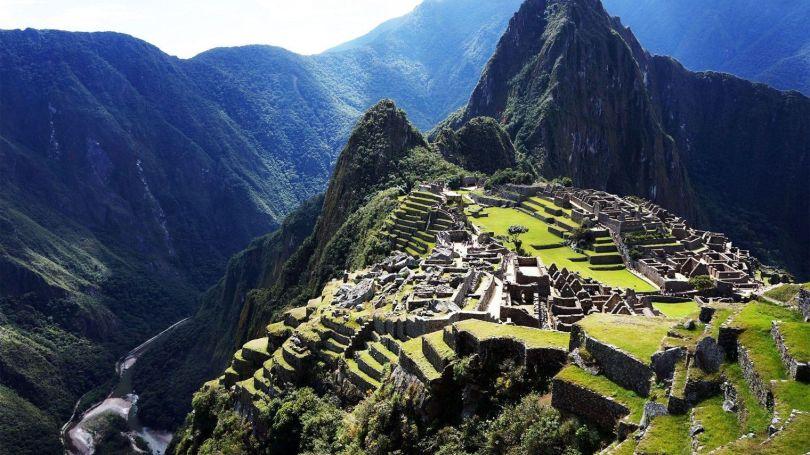 Machu Picchu - 1
