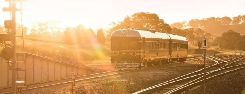 Train - Australie - 2