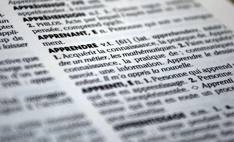 Dictionnaire - 2