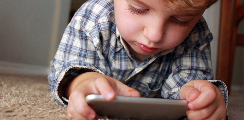 Enfant - Jeux vidéo