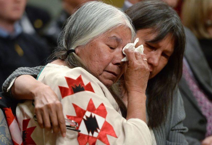 Femme autochtone – Canada - 2