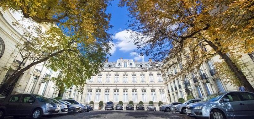 Hôtel Beauvau - Ministère de l'Intérieur
