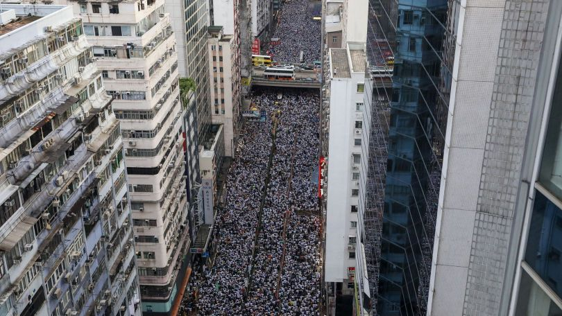 Hong Kong - A