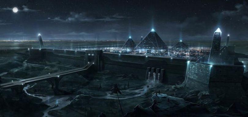 Pyramide - 2