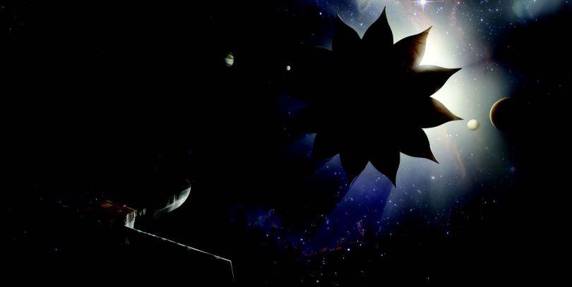 Starshade – NASA - 1