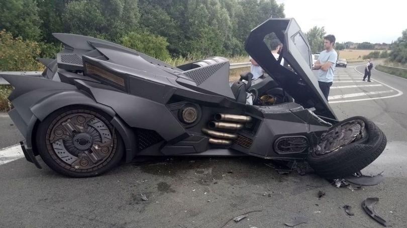 Batmobile - 3