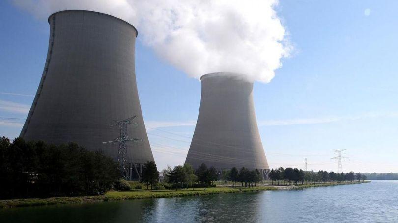 Cntrale nucléaire - Nogent-Sur-Seine