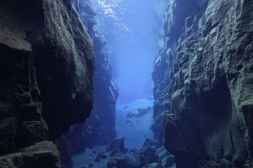 Fissure de Silfra - Islande - 4