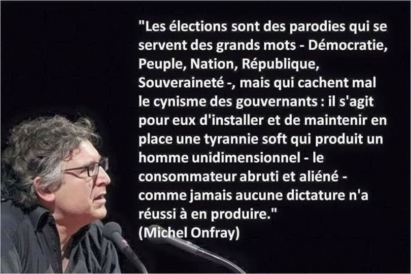 Michel Onfray - 1