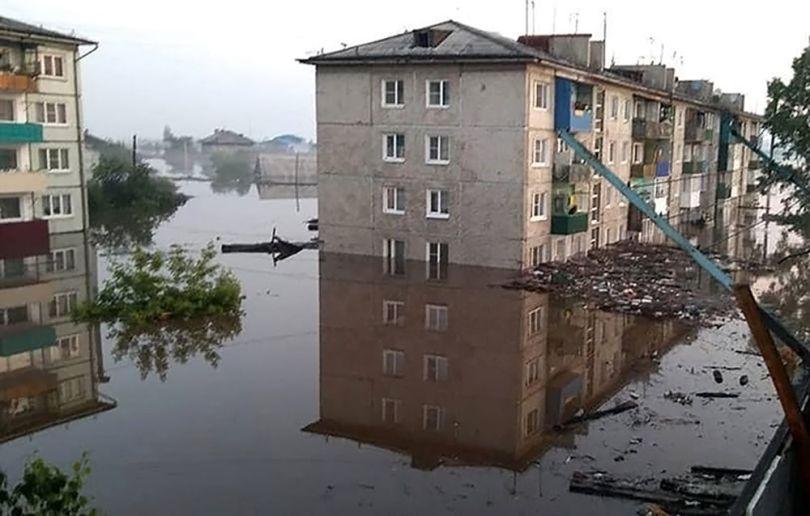 Sibérie - Inondation - 3