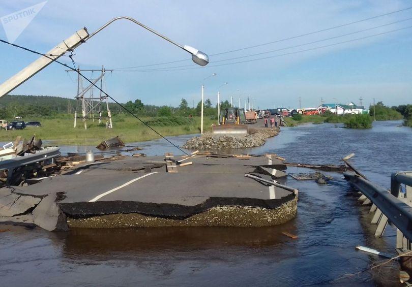 Sibérie - Inondation - 5