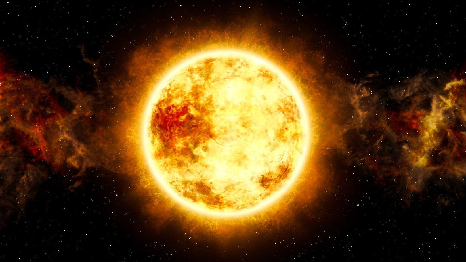 Et si vous plongiez au centre du Soleil ? [Vidéo]