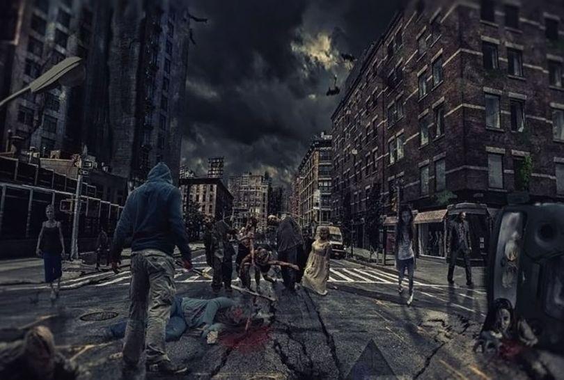Zombies - Jeu