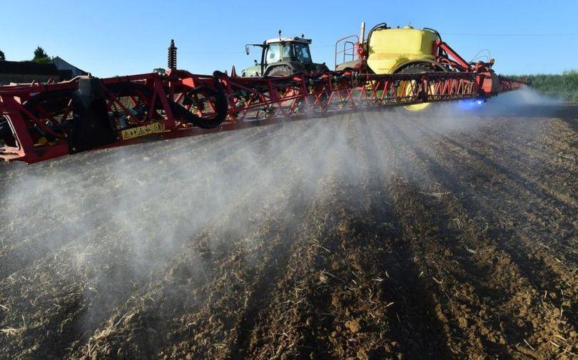 Agriculture - Pesticide