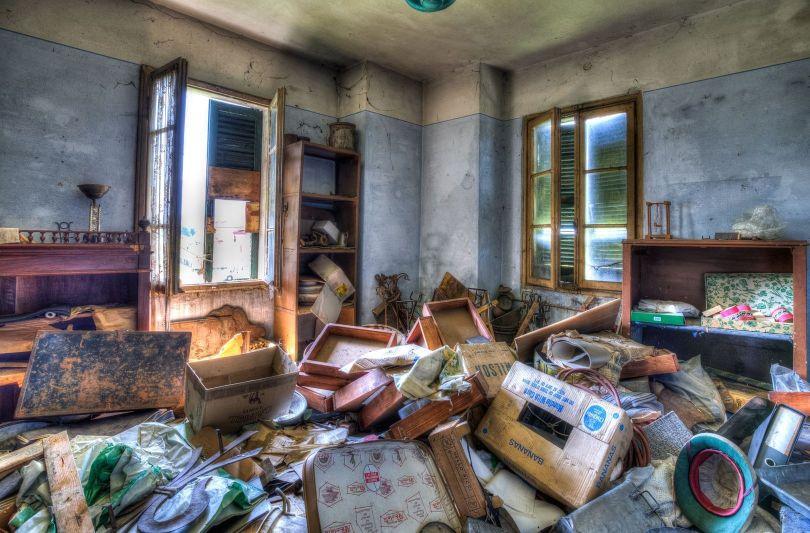 Appartement - Mal rangé