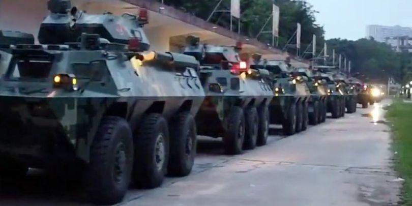 Armée chinoise - 1