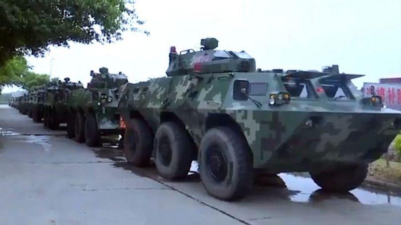 Armée chinoise - 2