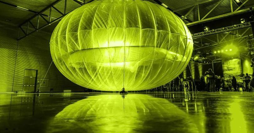 Ballon de surveillance - 1