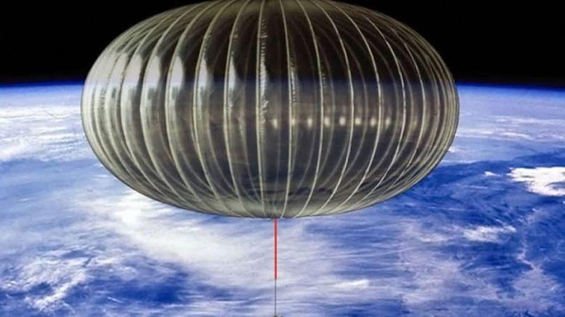 Ballon de surveillance - 2