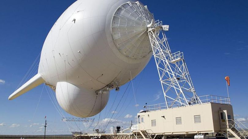 Ballon de surveillance - 3