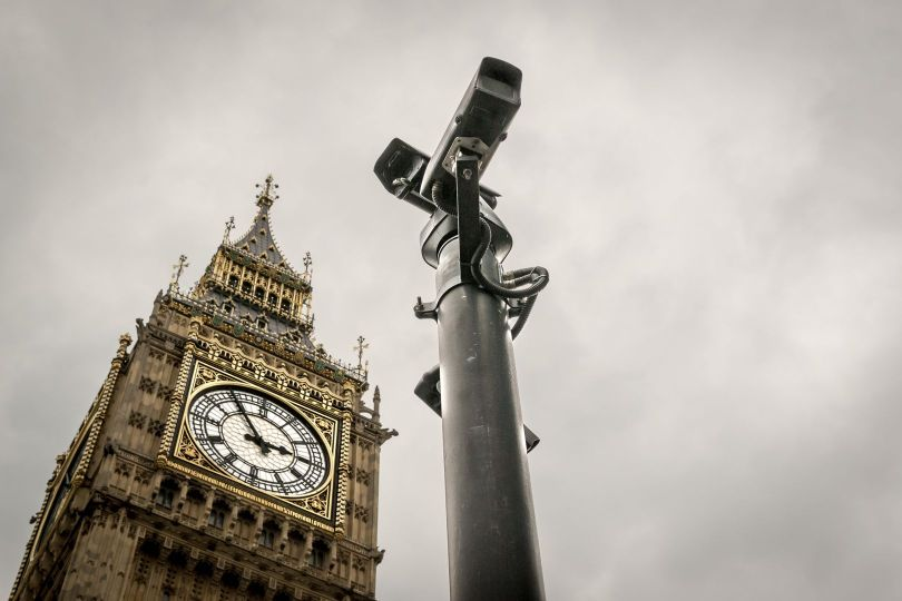 Caméra - Londres