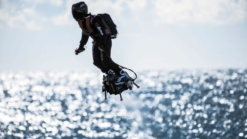 Flyboard - Franky Zapata - 1