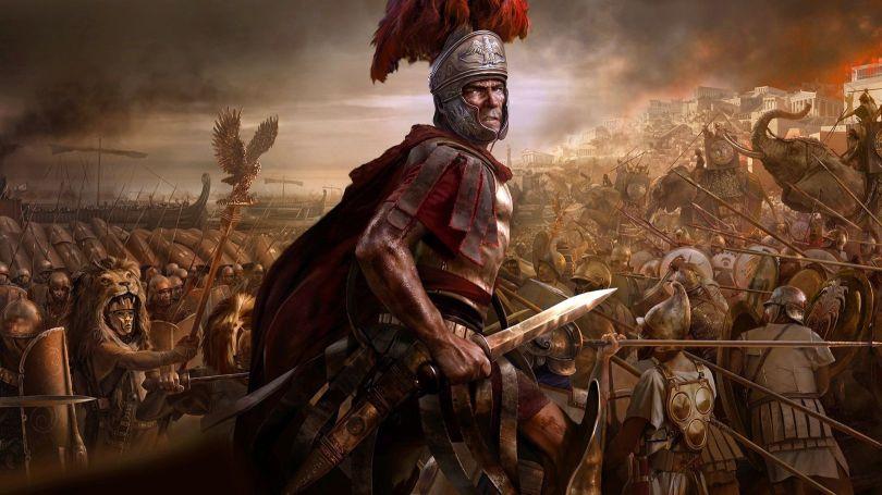 Légionnaire romain - 2